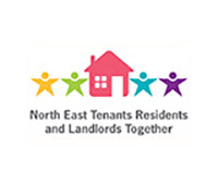 North East Tenants Residents and Landlords Together (NETRALT) Logo